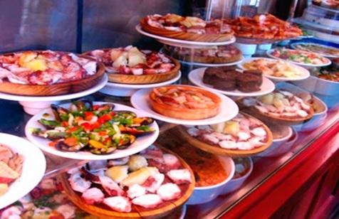 Top 10 best tapas bars in m laga for Bar food top 10