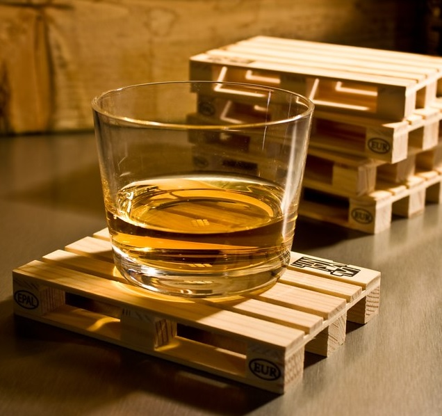 Top 10 creative and unusual drink coasters for Drink coaster ideas