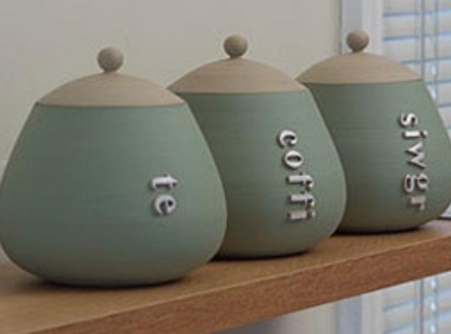 Top 10 Unusual Tea Coffee And Sugar Sets Storage Jars