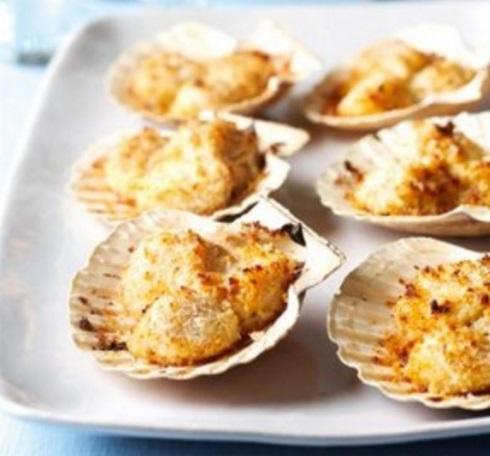 Mollusk Food Recipes