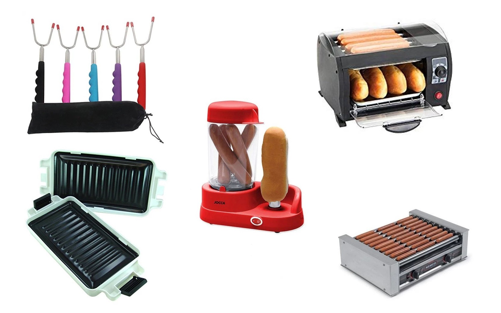 Ten Amazing Kitchen Gadgets for People Who Love Hotdogs