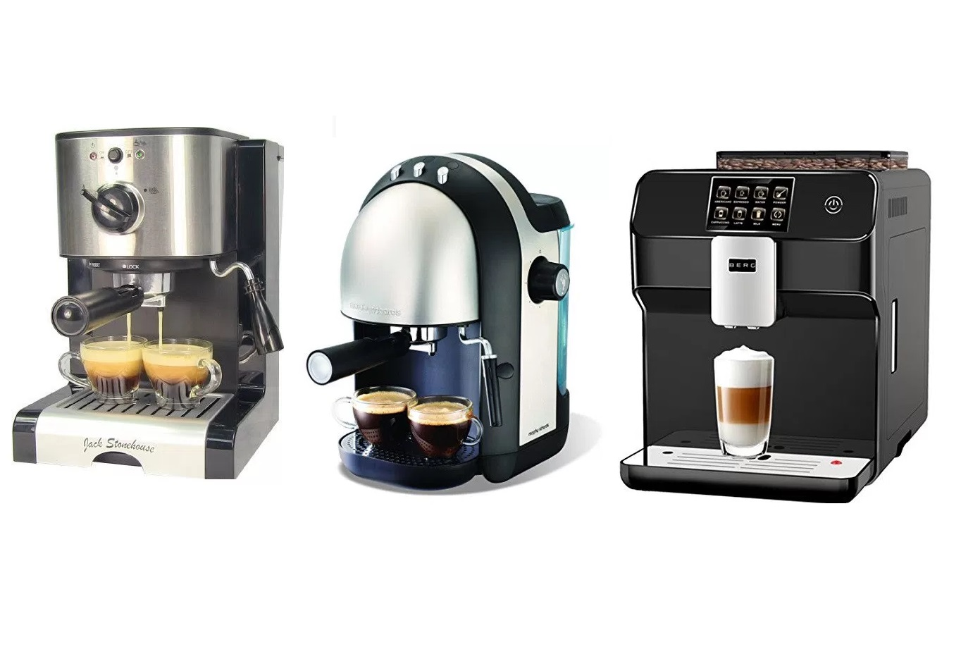 Top 10 Very Best Espresso Cappuccino Coffee Machines You