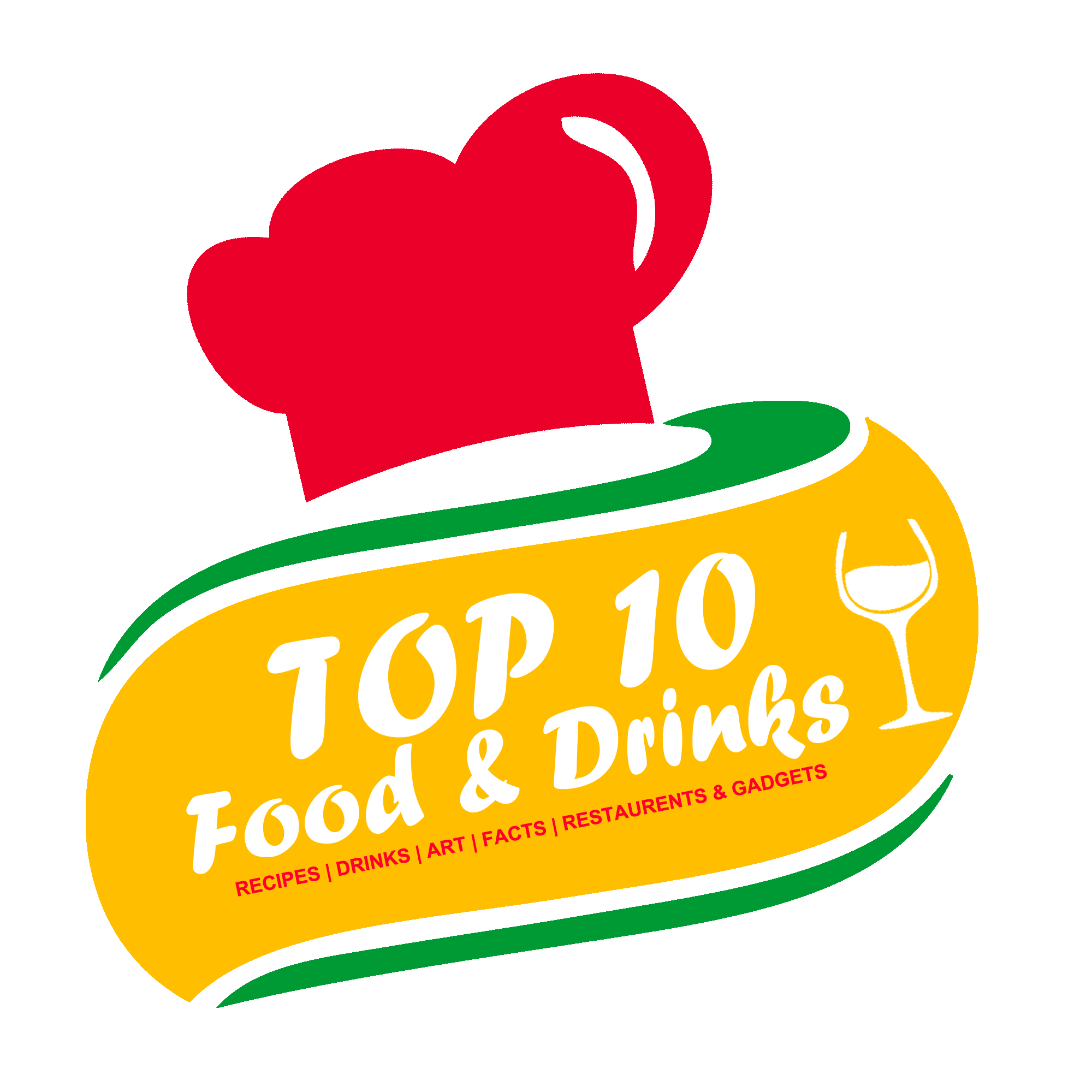 Top 10 food drink logo top 10 food and drinks from around the world published 15th may 2015 at 2000 2000 in top 10 food drink logo forumfinder Choice Image