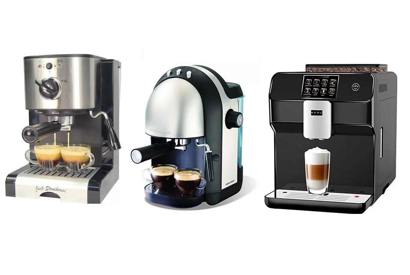 Top 10 Very Best Espresso/Cappuccino Coffee Machines You ...